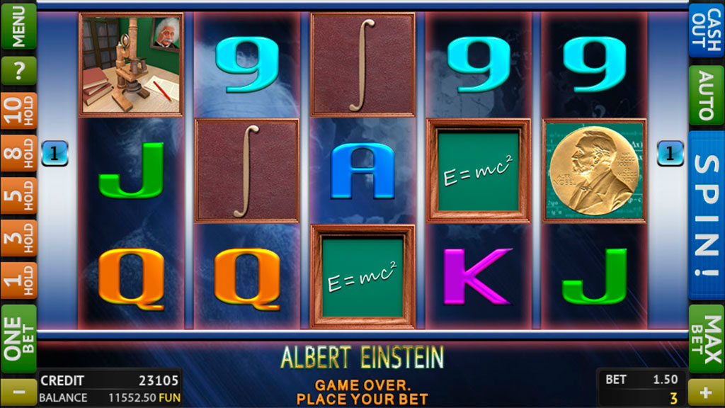 Albert Einstein screenshot 2
