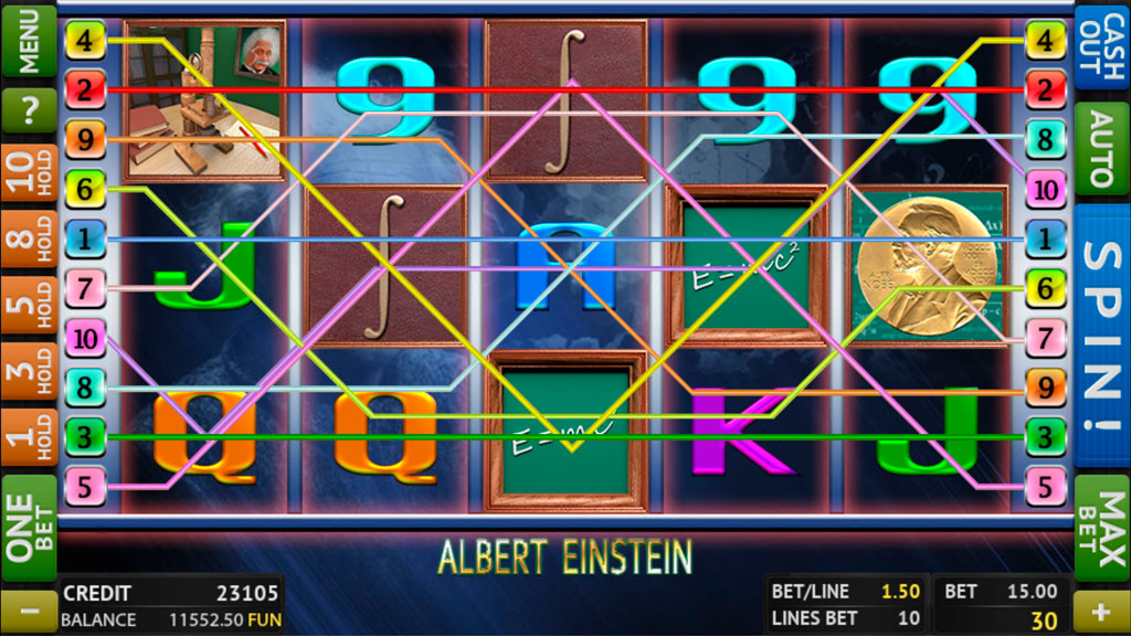Albert Einstein screenshot 3