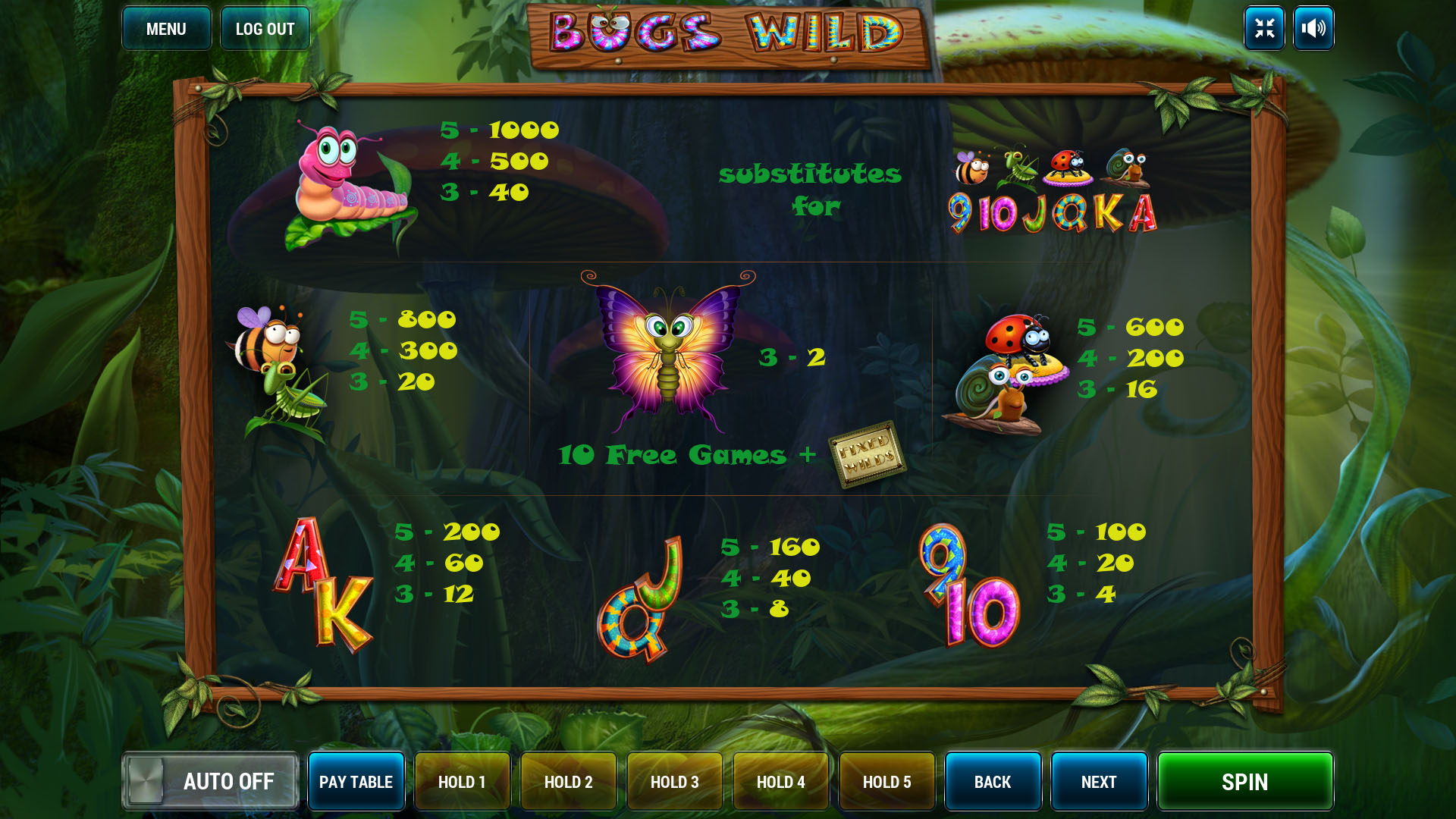 Bugs Wild screenshot 3