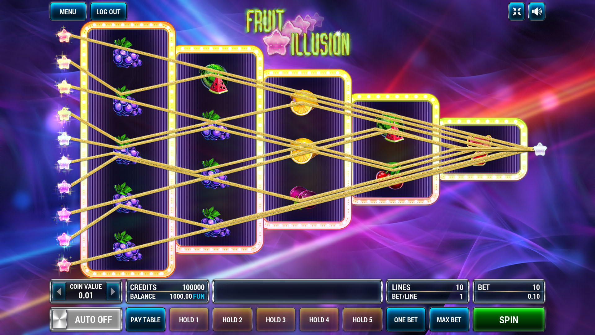 Fruit Illusion screenshot 1