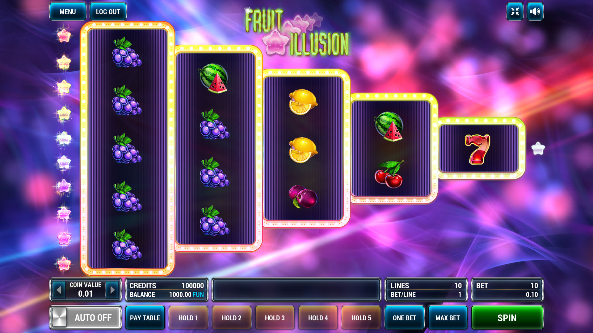 Fruit Illusion screenshot 2
