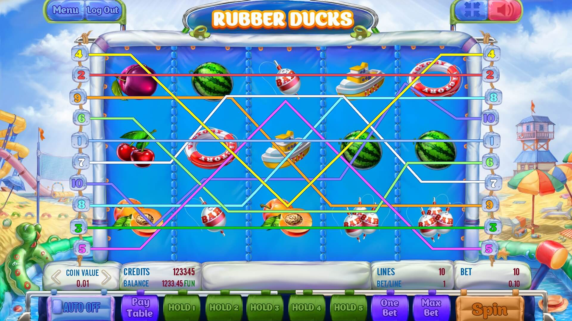 Rubber Ducks screenshot 1