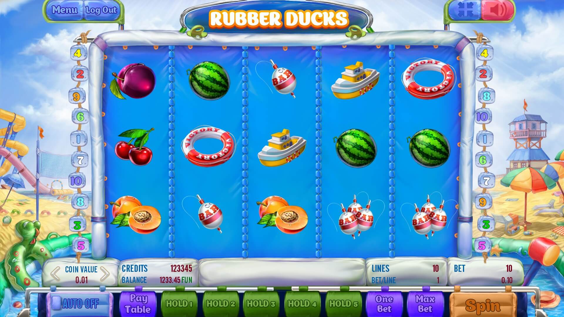 Rubber Ducks screenshot 2