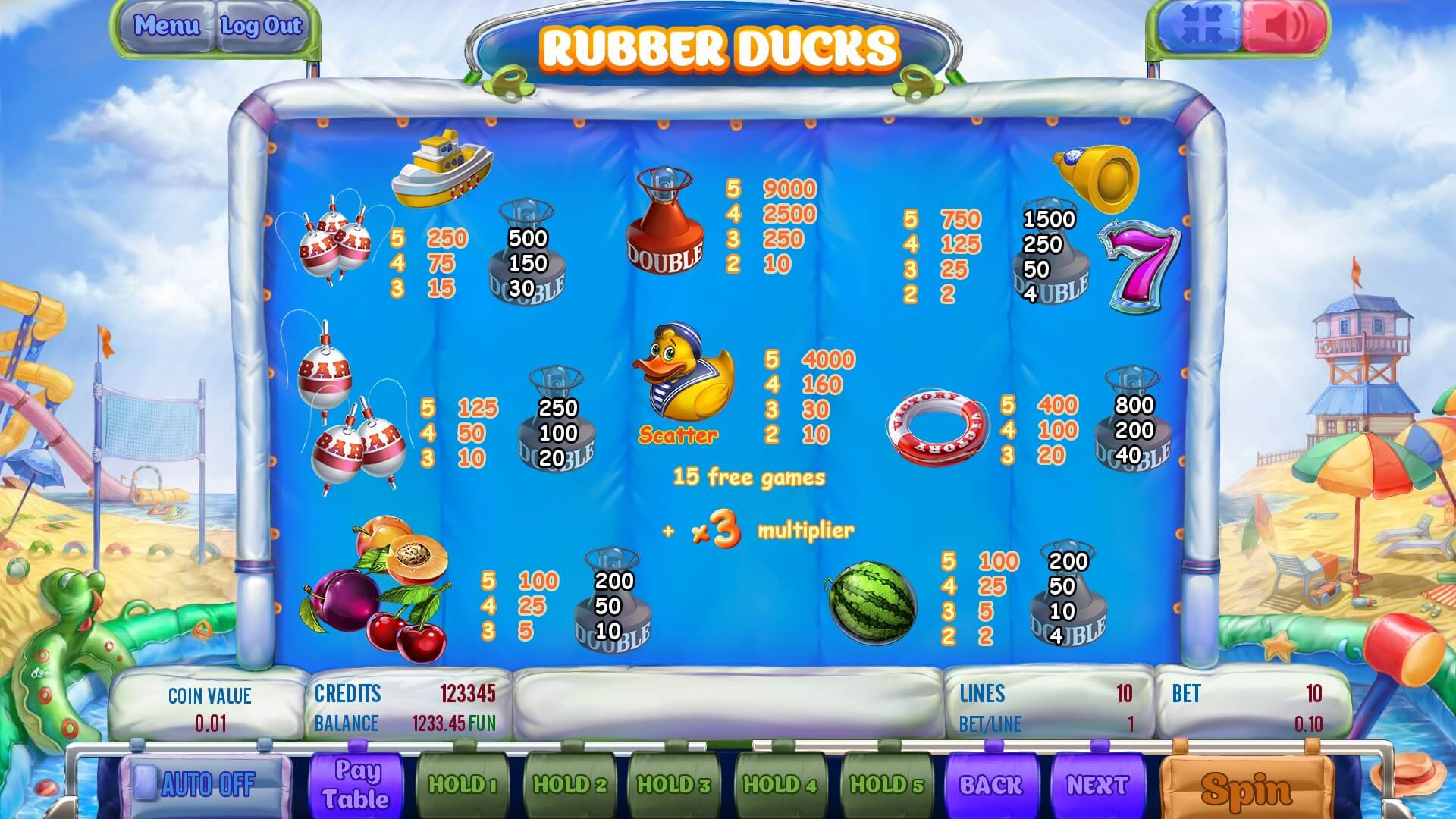 Rubber Ducks screenshot 3