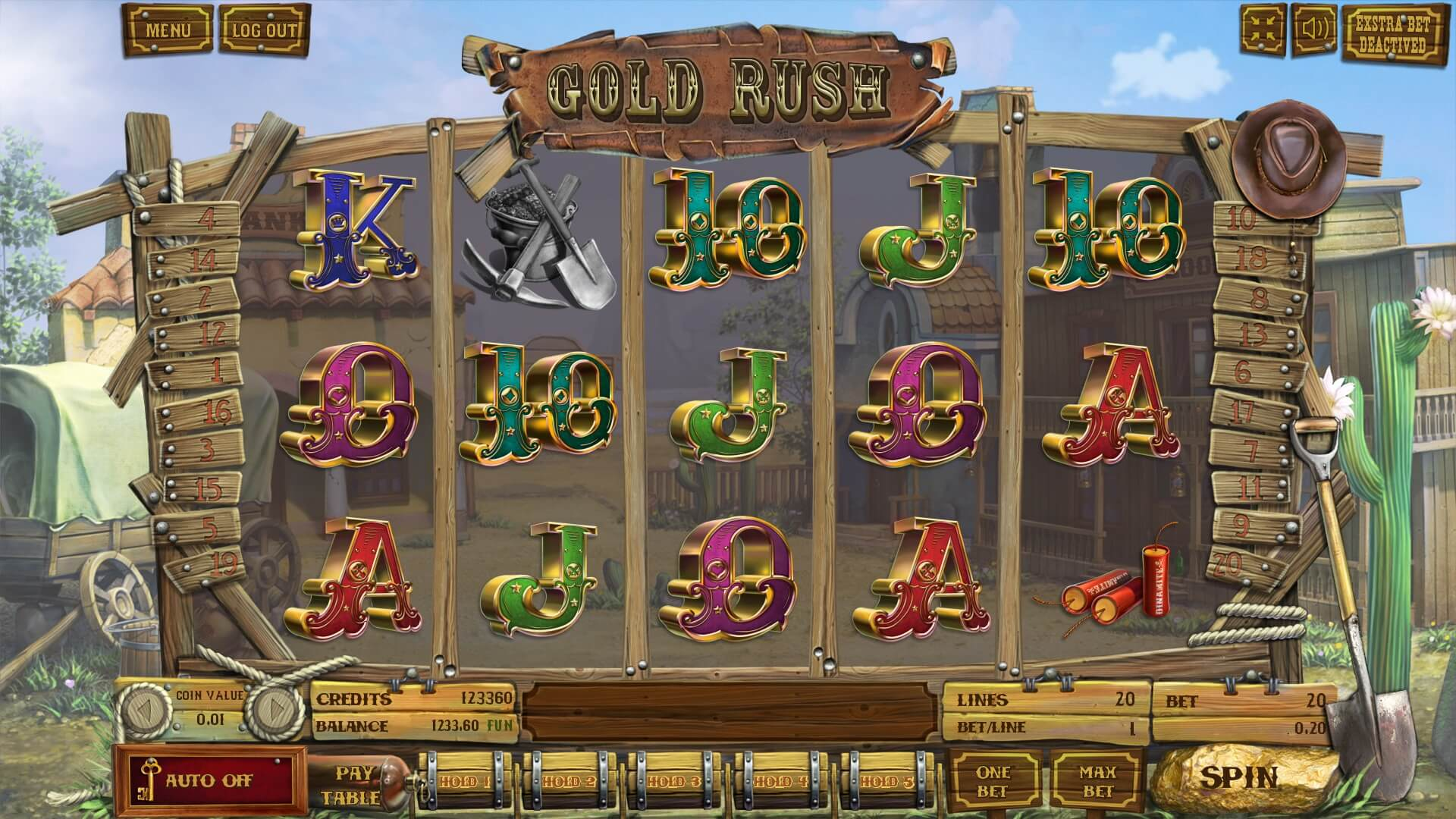 Gold Rush screenshot 2