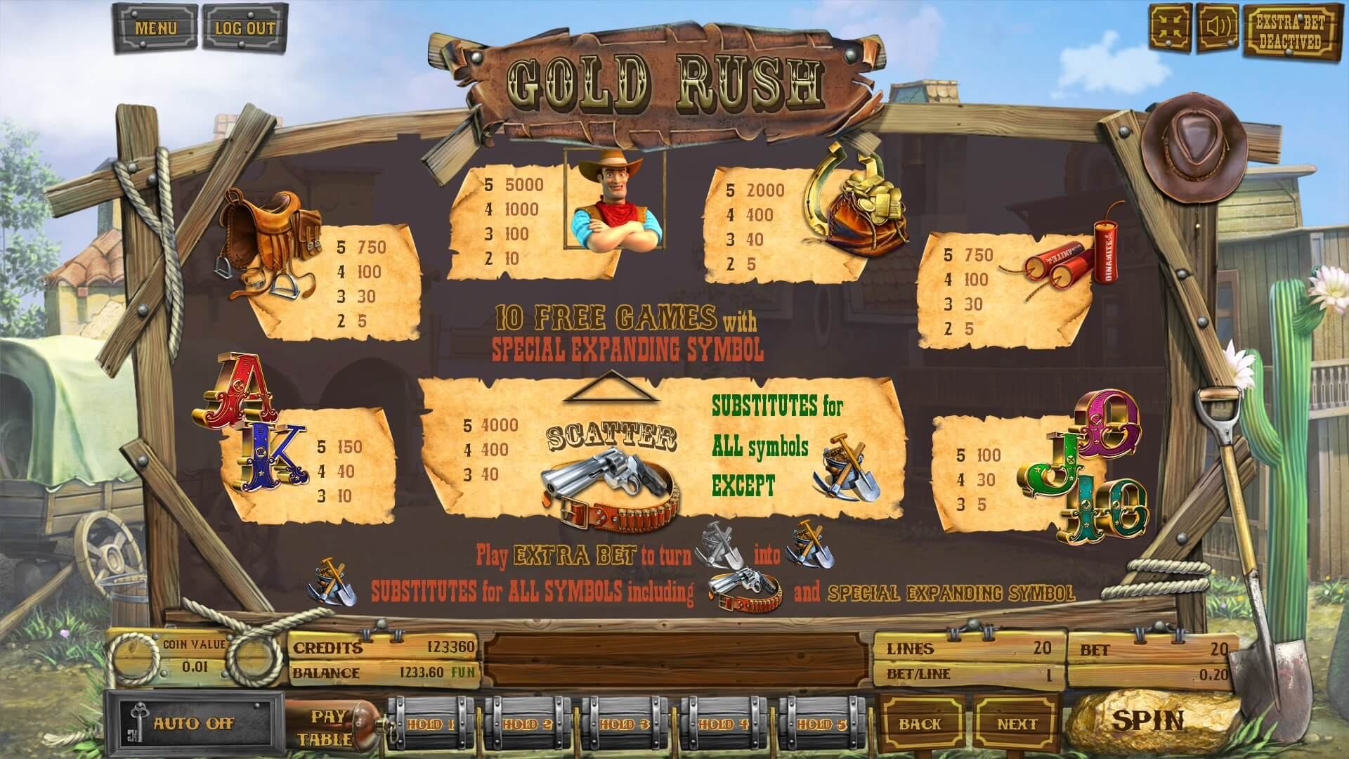 Gold Rush screenshot 3