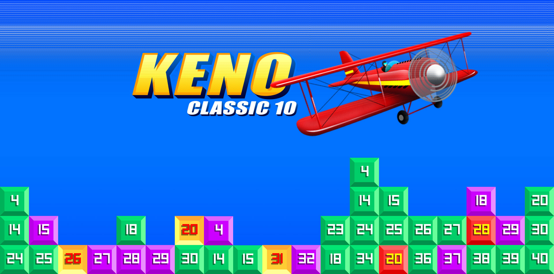 Keno Classic - Play online lottery and casino games! OnlineCasino Deutschland